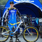 WINNING BIKE: Sam Hill's Nukeproof Pulse 27.5