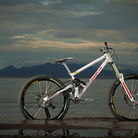 Flashback - Superco Silencer Prototype DH Bike
