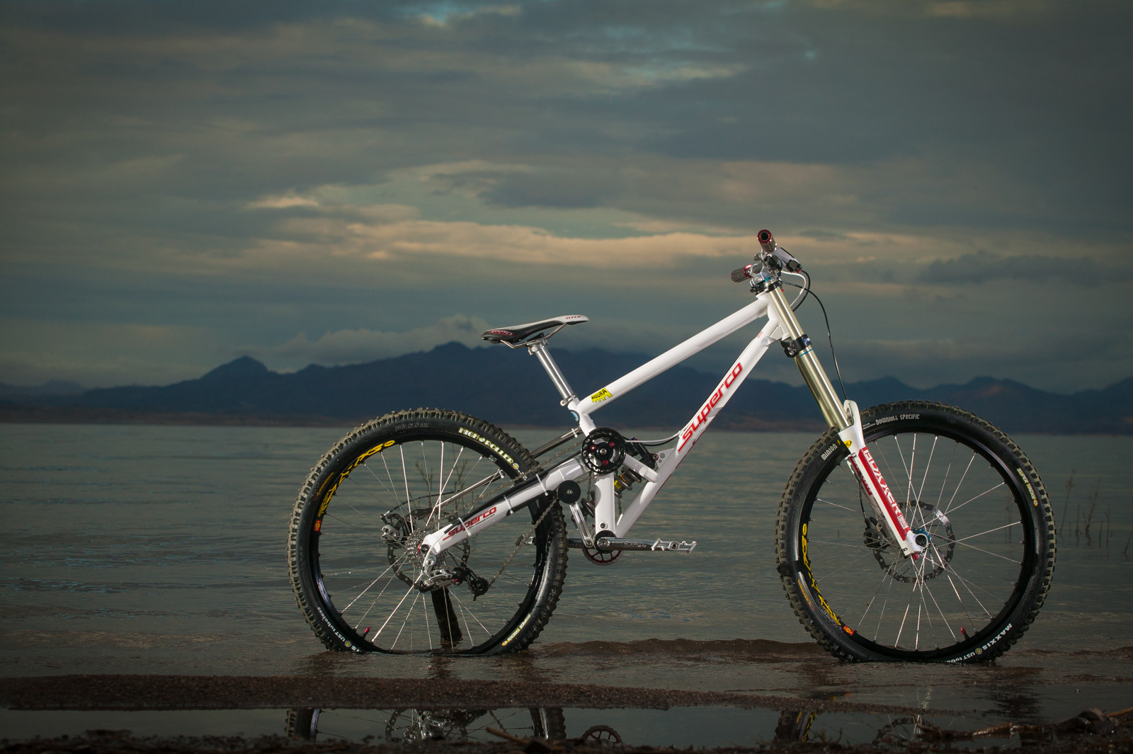 Flashback - Superco Silencer Prototype DH Bike - Flashback - Superco Silencer Prototype DH Bike - Mountain Biking Pictures - Vital MTB