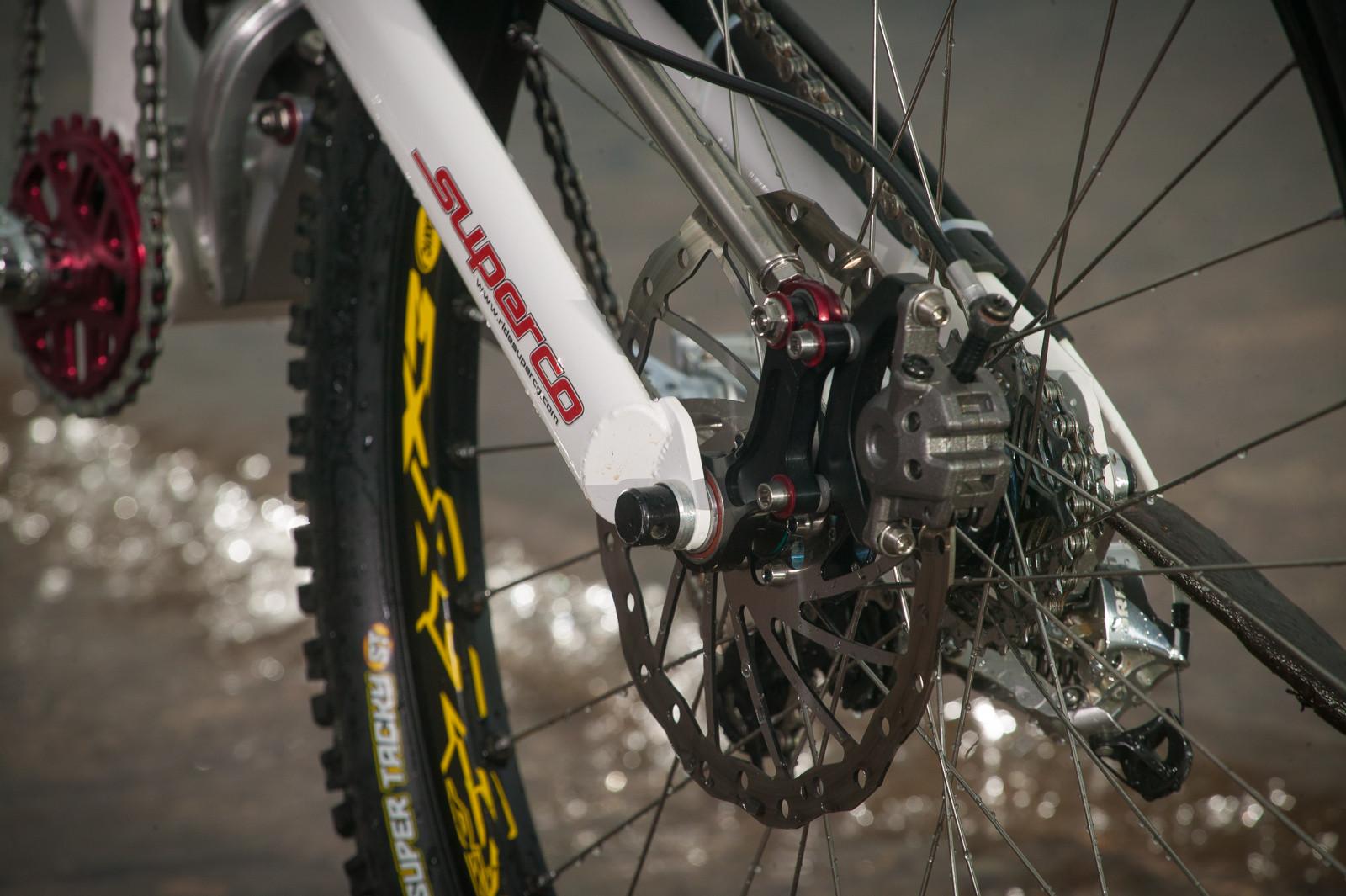 Flashback - Superco Silencer Prototype DH Bike - Flashback - Superco Silencer Prototype DH Bike - Mountain Biking Pictures - Vital MTB