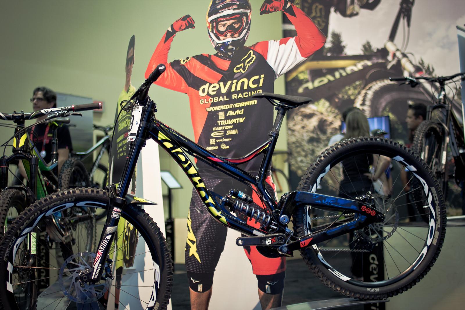 Pro Bike: Steve Smith's Devinci Wilson 27.5 - Pro Bike: Steve Smith's Devinci Wilson 27.5 - Mountain Biking Pictures - Vital MTB