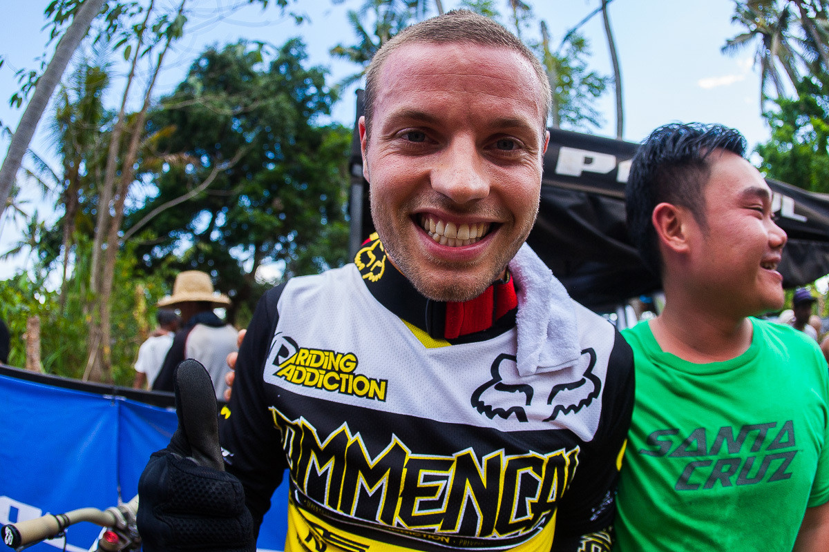 RACE REPORT - 2014 Asia Pacific Downhill Challenge DH Finals - RACE REPORT - Finals Action from the Asia Pacific Downhill Challenge, Remi Thirion Wins - Mountain Biking Pictures - Vital MTB