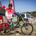 WINNING BIKE: Troy Brosnan's Specialized Enduro Expert EVO