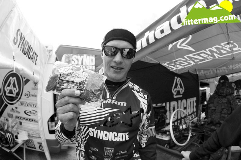 Minnaar protein secrets - 2009 UCI World Cup Fort William - Day 2 - Mountain Biking Pictures - Vital MTB