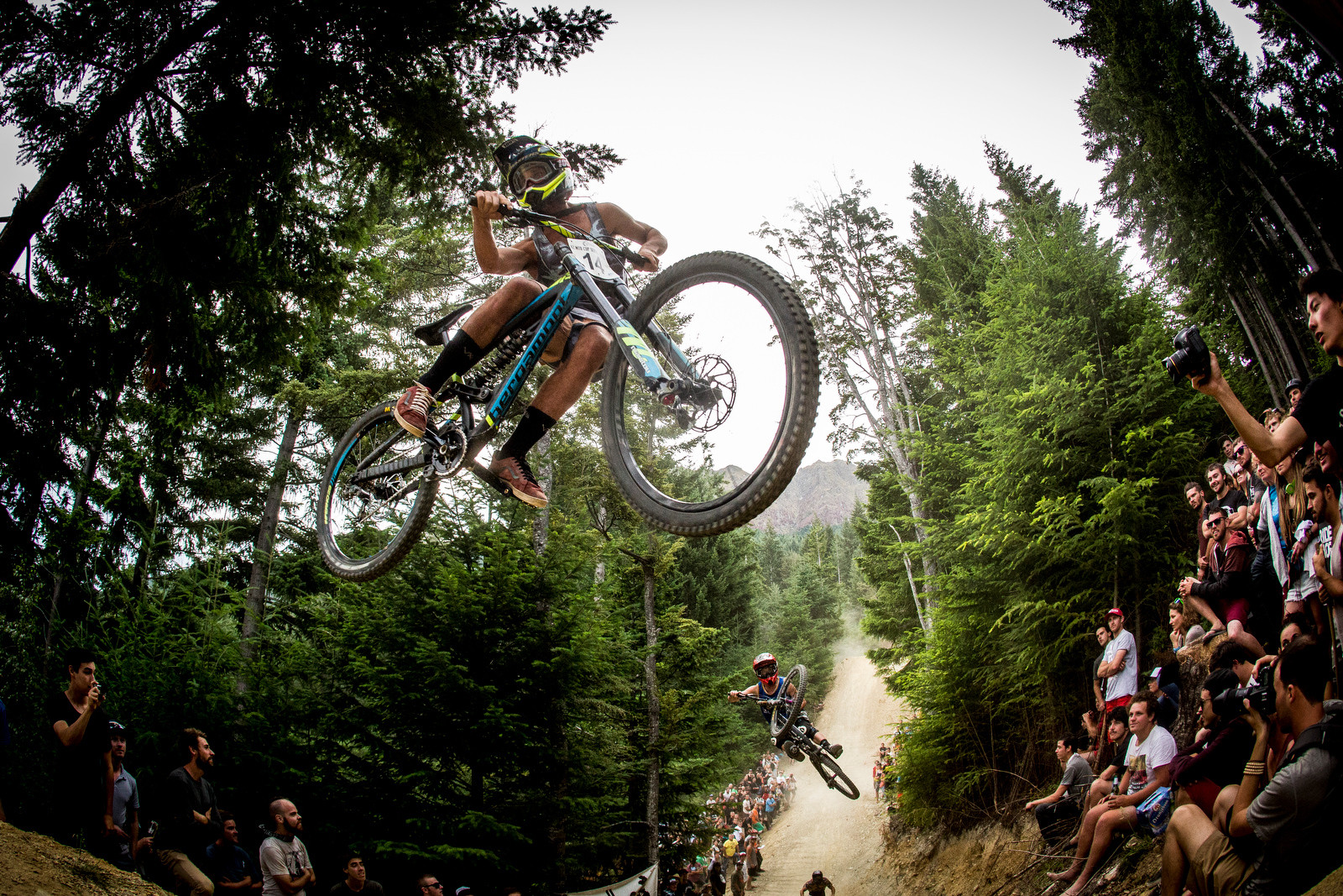 Eddie Masters - Vertigo Bikes Whip Off at the Atlas Bar Wynyard Jam - Mountain Biking Pictures - Vital MTB