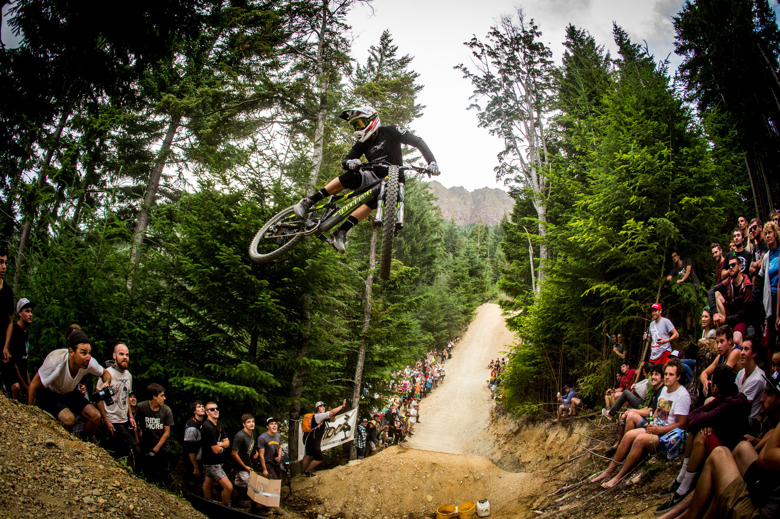 Jerome Clementz, Enduro Whip - Vertigo Bikes Whip Off at the Atlas Bar Wynyard Jam - Mountain Biking Pictures - Vital MTB