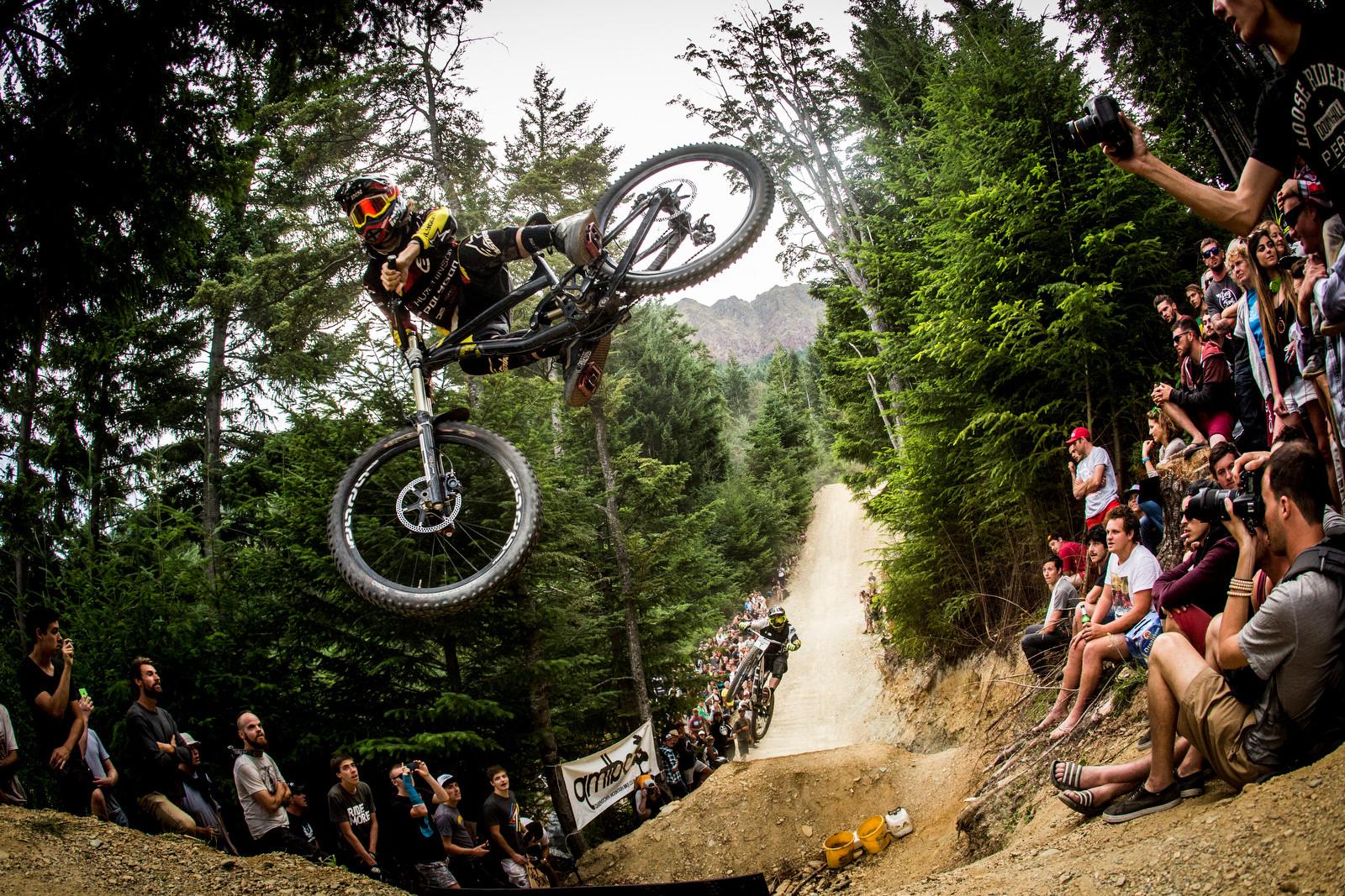 Remy Morton - Vertigo Bikes Whip Off at the Atlas Bar Wynyard Jam - Mountain Biking Pictures - Vital MTB