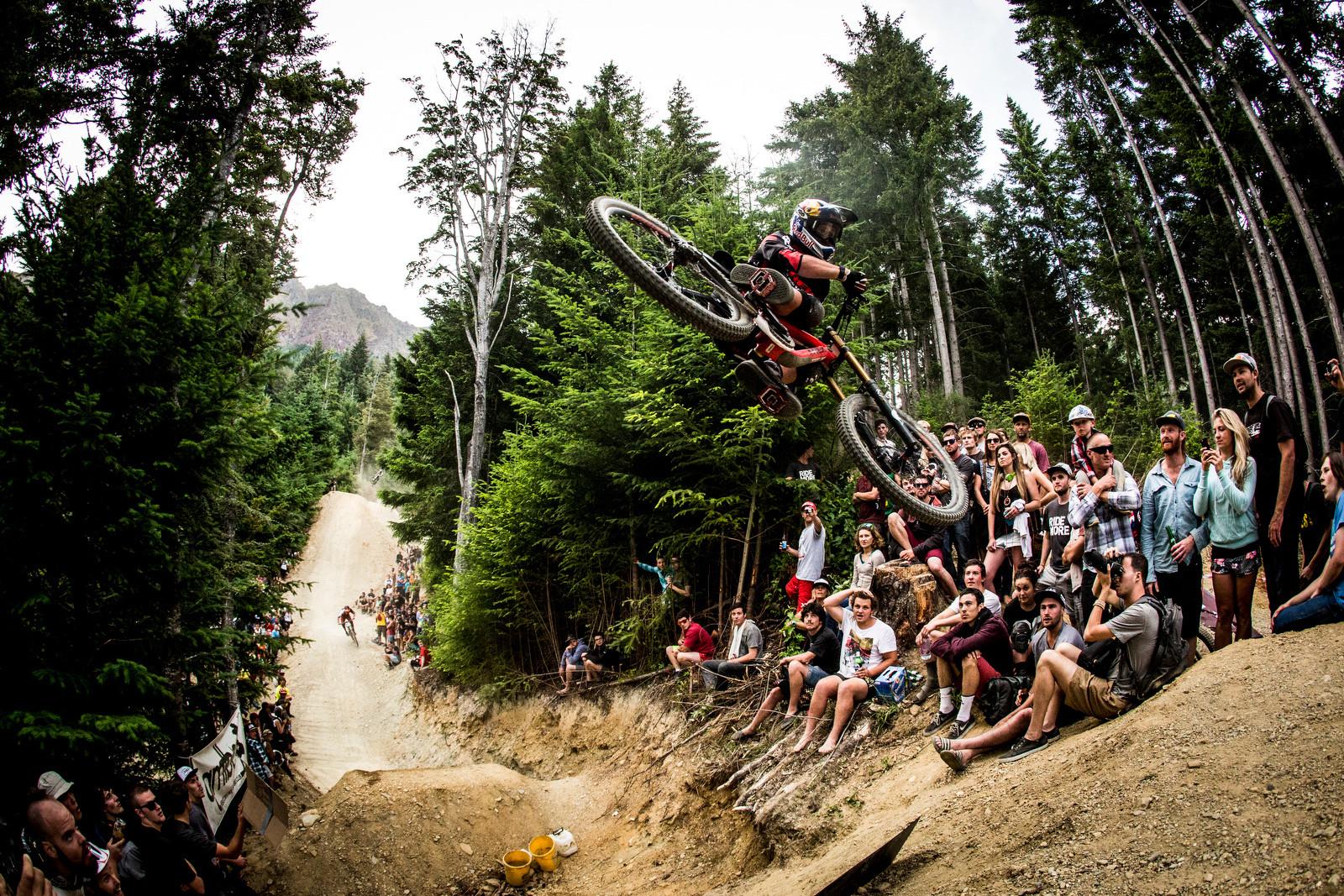 Brook MacDonald  - Vertigo Bikes Whip Off at the Atlas Bar Wynyard Jam - Mountain Biking Pictures - Vital MTB