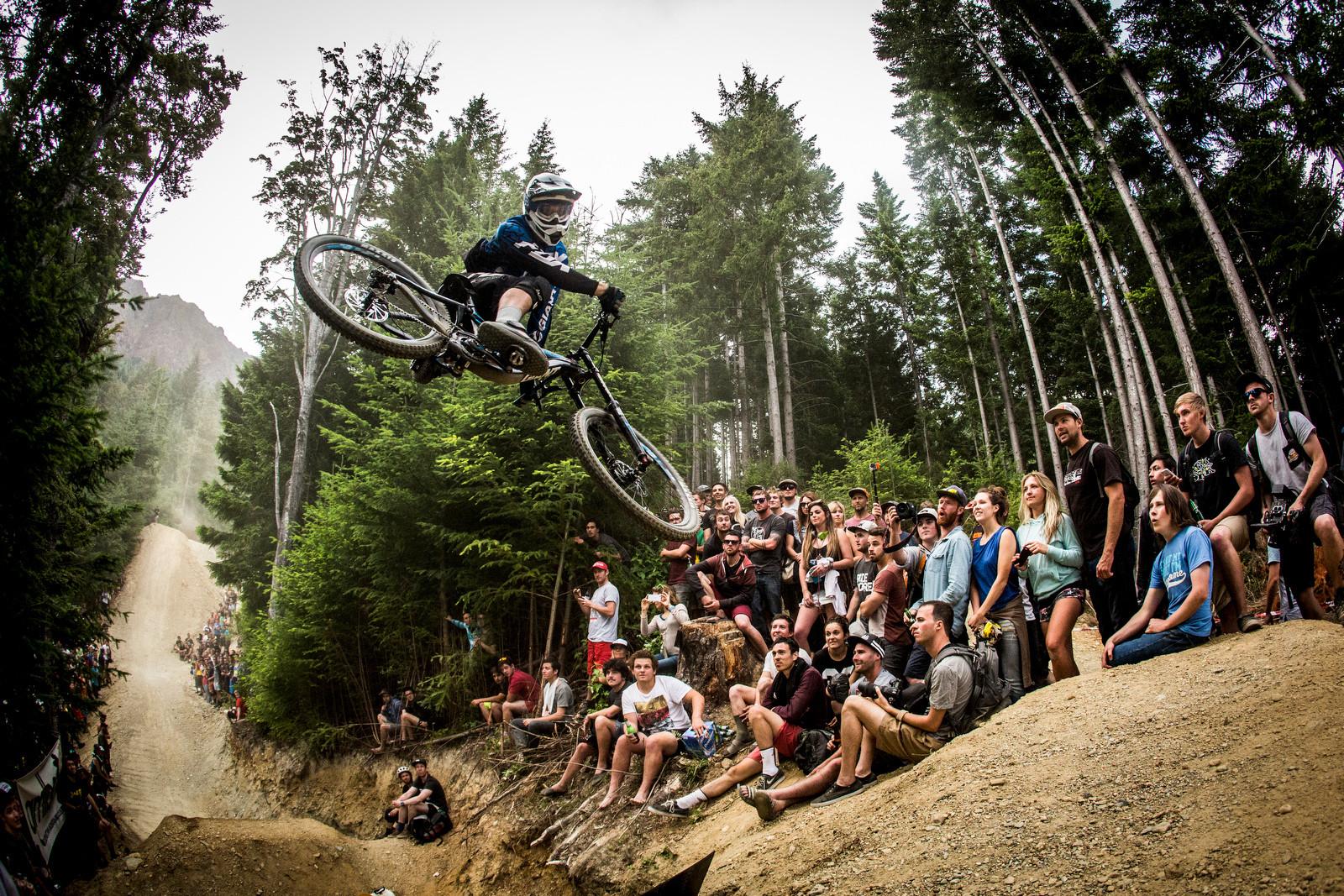 Reon Boe - Vertigo Bikes Whip Off at the Atlas Bar Wynyard Jam - Mountain Biking Pictures - Vital MTB