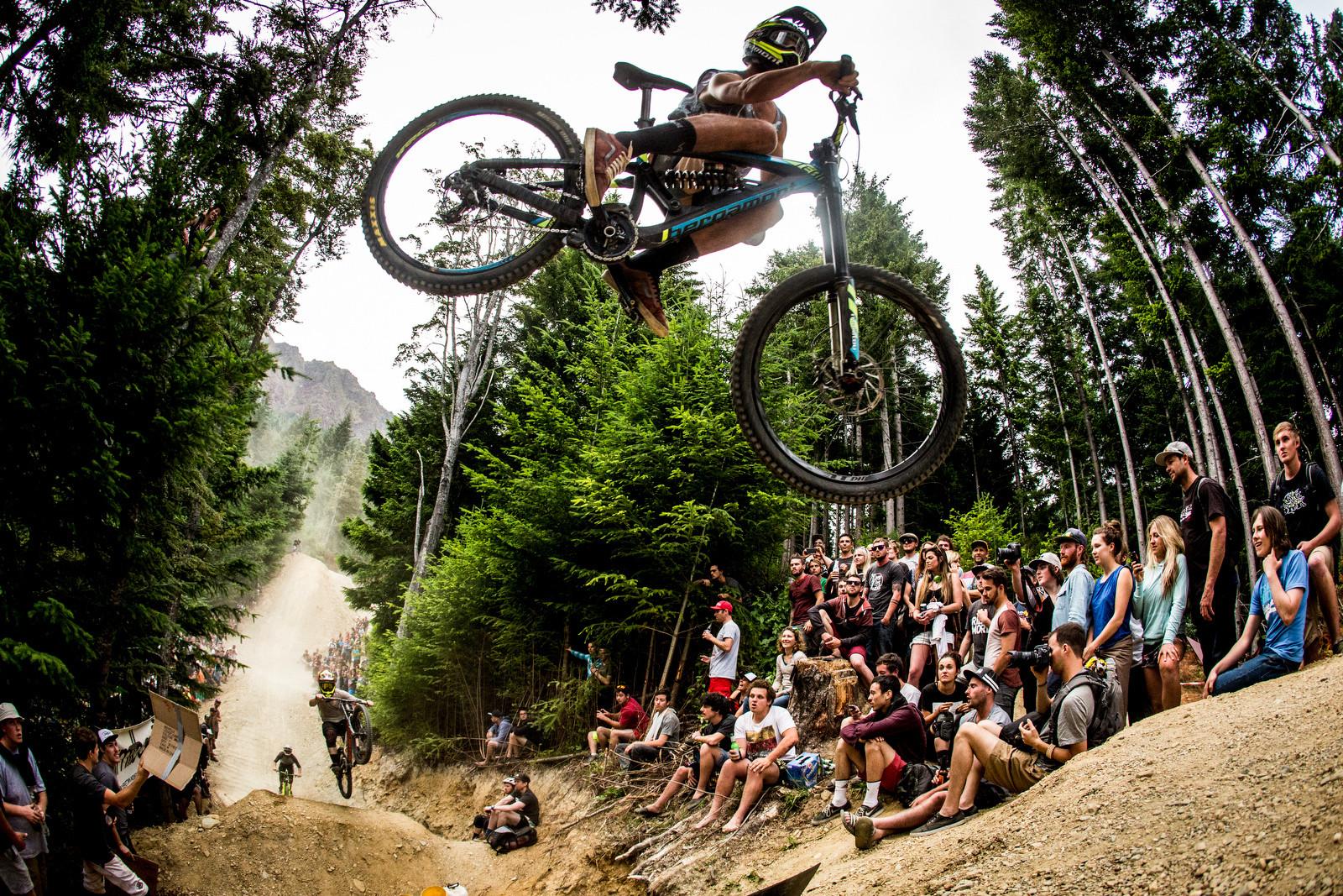 Eddie Masters - Vertigo Bikes Whip Off at the Atlas Bar Wynyard Jam - Mountain Biking Pictures - Vital MTB