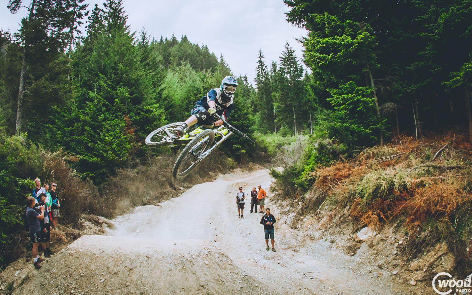 Bernard Kerrbogan - Vertigo Bikes Whip Off at the Atlas Bar Wynyard Jam - Mountain Biking Pictures - Vital MTB