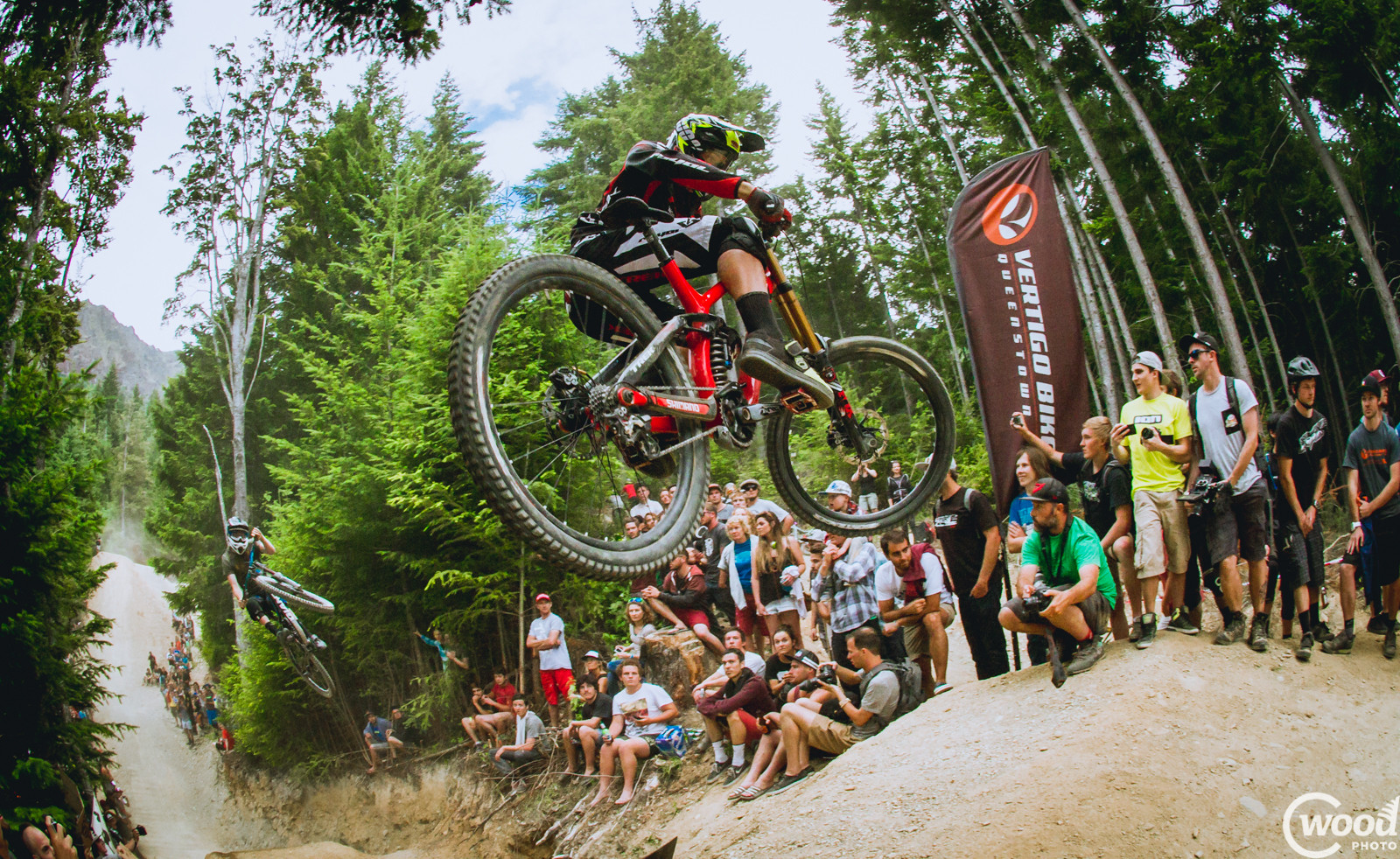 Greg Williamson - Vertigo Bikes Whip Off at the Atlas Bar Wynyard Jam - Mountain Biking Pictures - Vital MTB