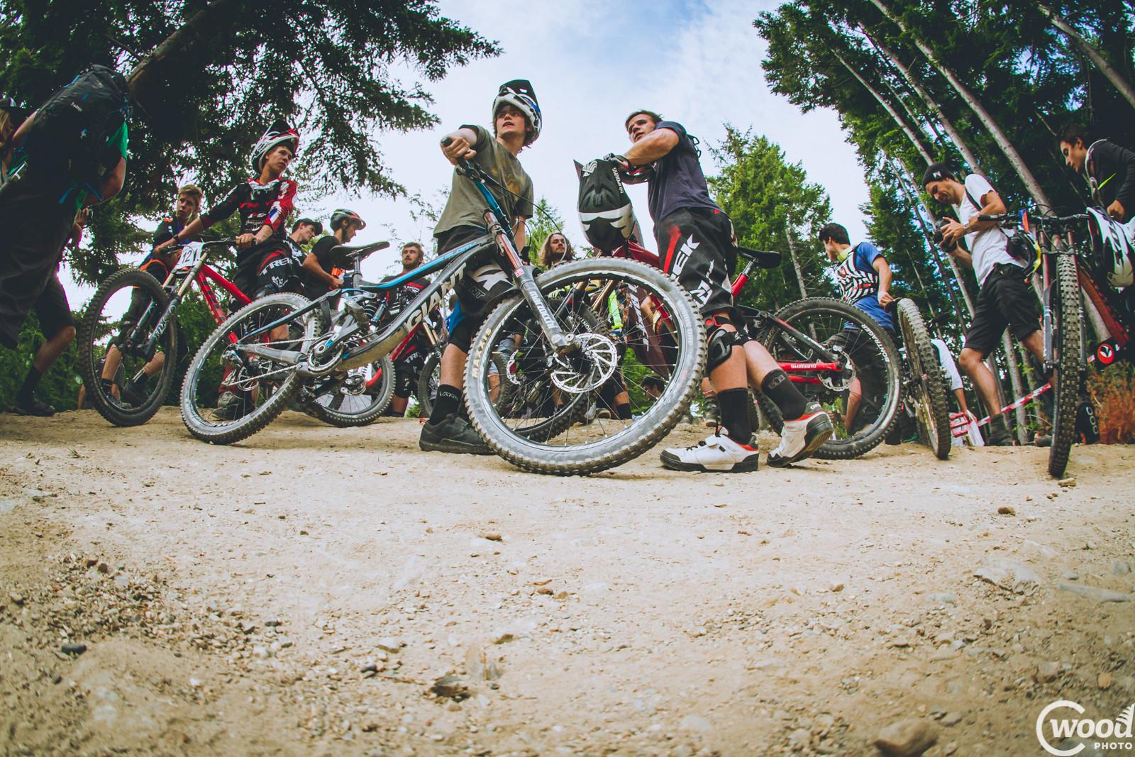 Ready to Drop - Vertigo Bikes Whip Off at the Atlas Bar Wynyard Jam - Mountain Biking Pictures - Vital MTB