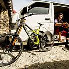 Sam Blenkinsop's 2015 Norco Prototype DH Bike