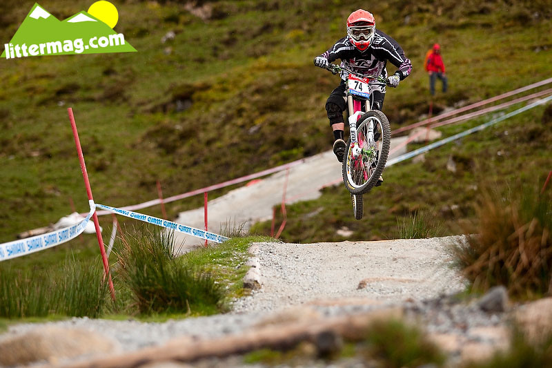 Joe Barnes - 2009 UCI World Cup Fort William - Day 2 - Mountain Biking Pictures - Vital MTB