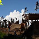 Crankworx Colorado Slopestyle Practice Photos