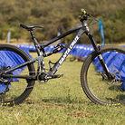 Andes-Pacifico Bike Check - Allan Cooke's Santa Cruz Nomad