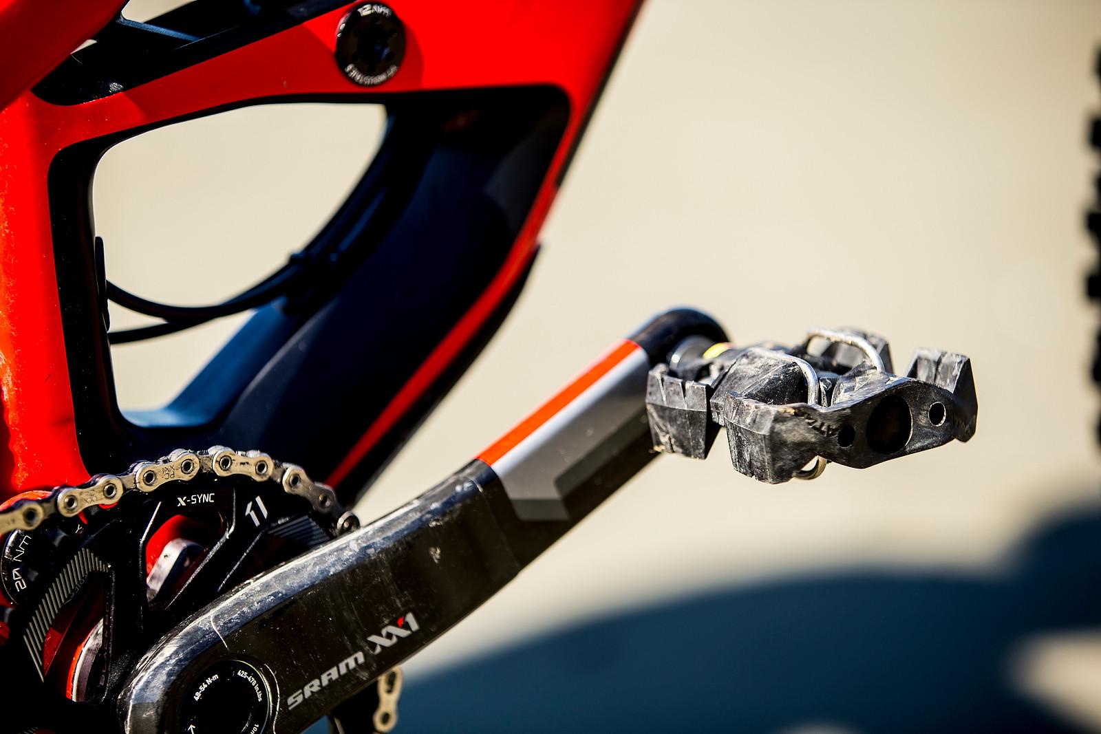 Bryan Regnier's YT Capra - Bryan Regnier's YT Capra - Mountain Biking Pictures - Vital MTB