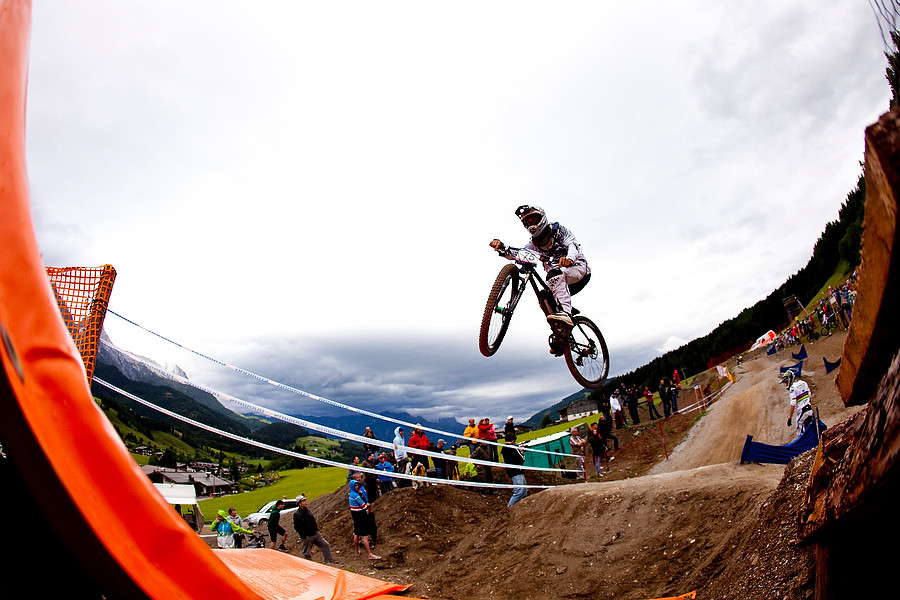 Mitch Ropelato - Leogang World Cup, Day 2 - Mountain Biking Pictures - Vital MTB