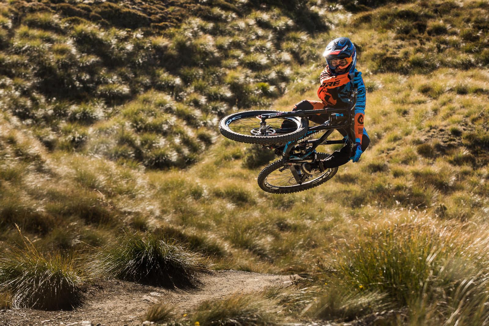 Finn Again - Lapierre Gravity Republic in New Zealand - Mountain Biking Pictures - Vital MTB