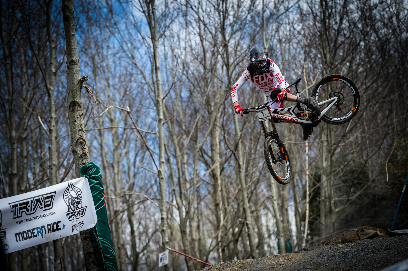 Ratty World Cup Whip - World Cup Whip Off! - Mountain Biking Pictures - Vital MTB