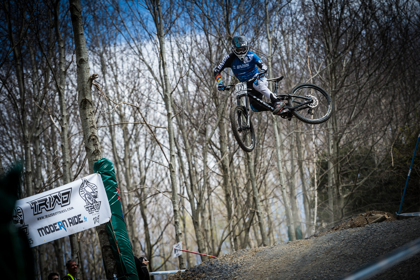 Reece Wilson World Cup Whip - World Cup Whip Off! - Mountain Biking Pictures - Vital MTB