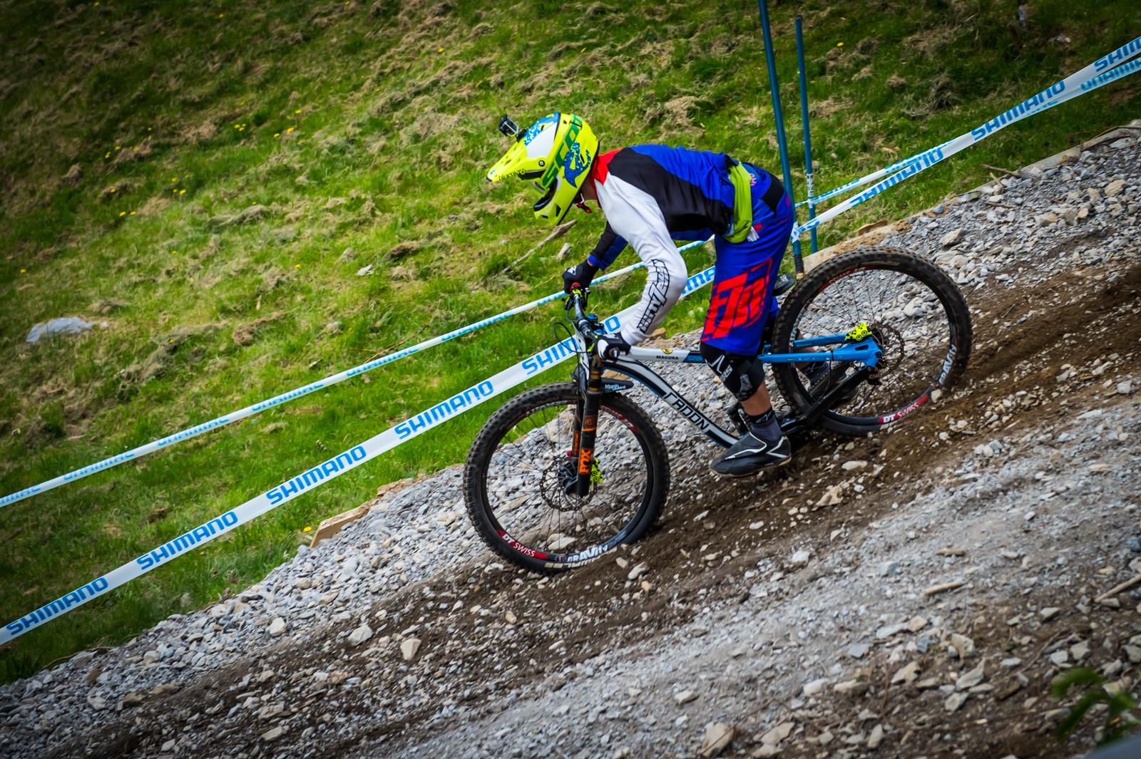 Radon G-Out Project - Lourdes World Cup - G-Out Project - Lourdes World Cup - Mountain Biking Pictures - Vital MTB