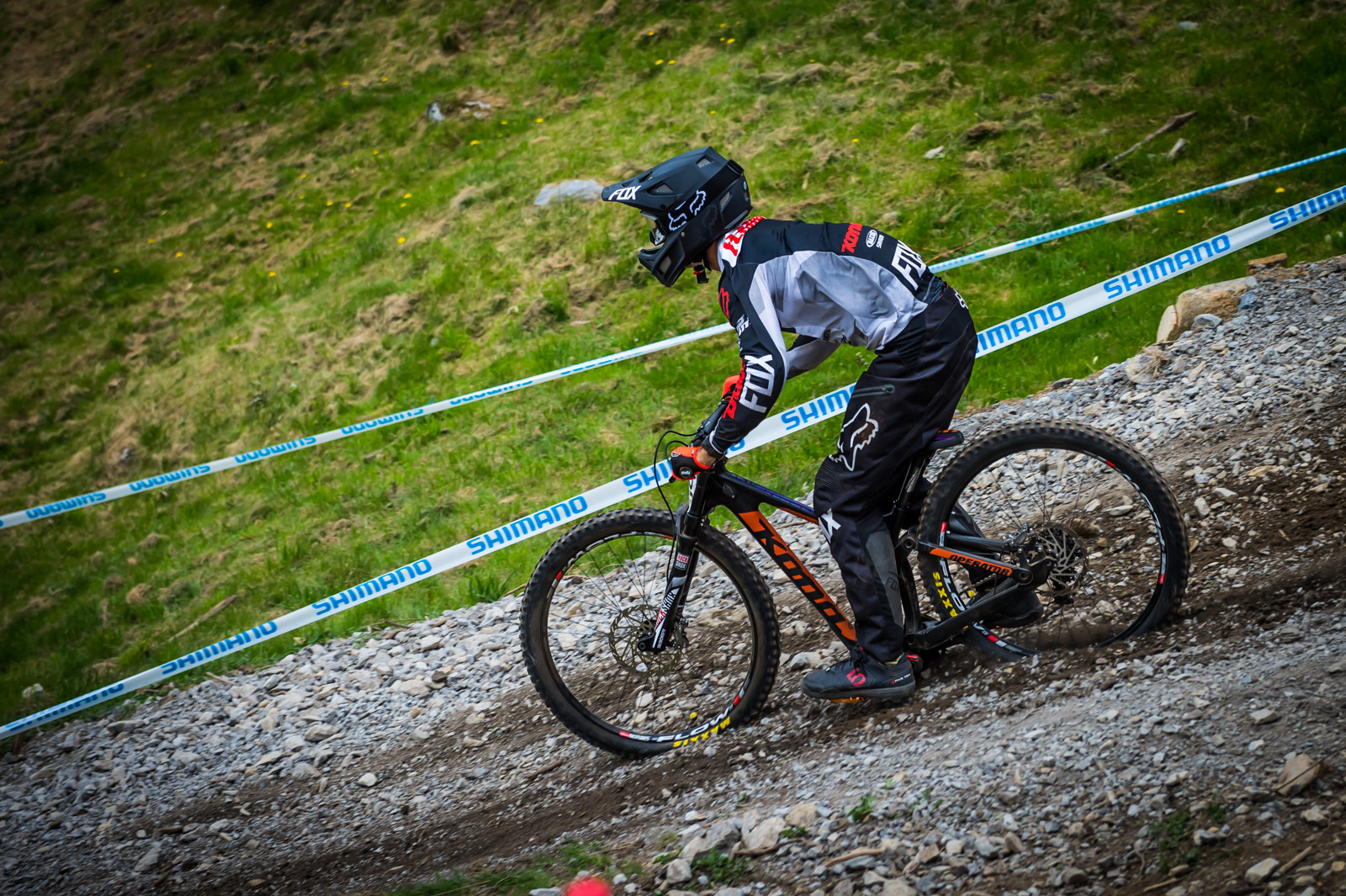 Connor Fearon G-Out Project - Lourdes World Cup - G-Out Project - Lourdes World Cup - Mountain Biking Pictures - Vital MTB