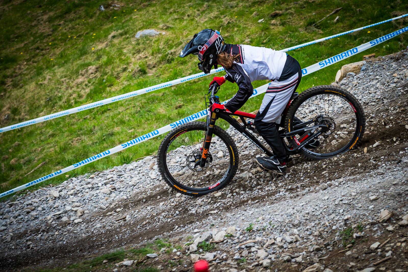 Manon Carpenter G-Out Project - Lourdes World Cup - G-Out Project - Lourdes World Cup - Mountain Biking Pictures - Vital MTB