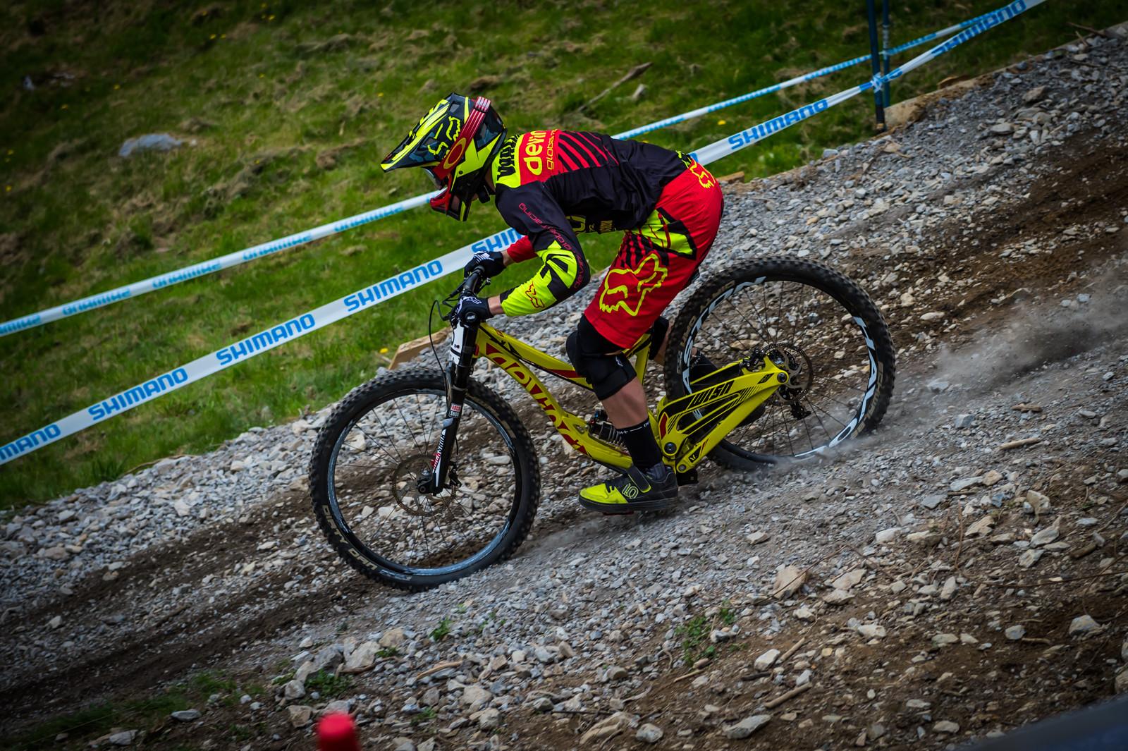 Devinci G-Out Project - Lourdes World Cup - G-Out Project - Lourdes World Cup - Mountain Biking Pictures - Vital MTB