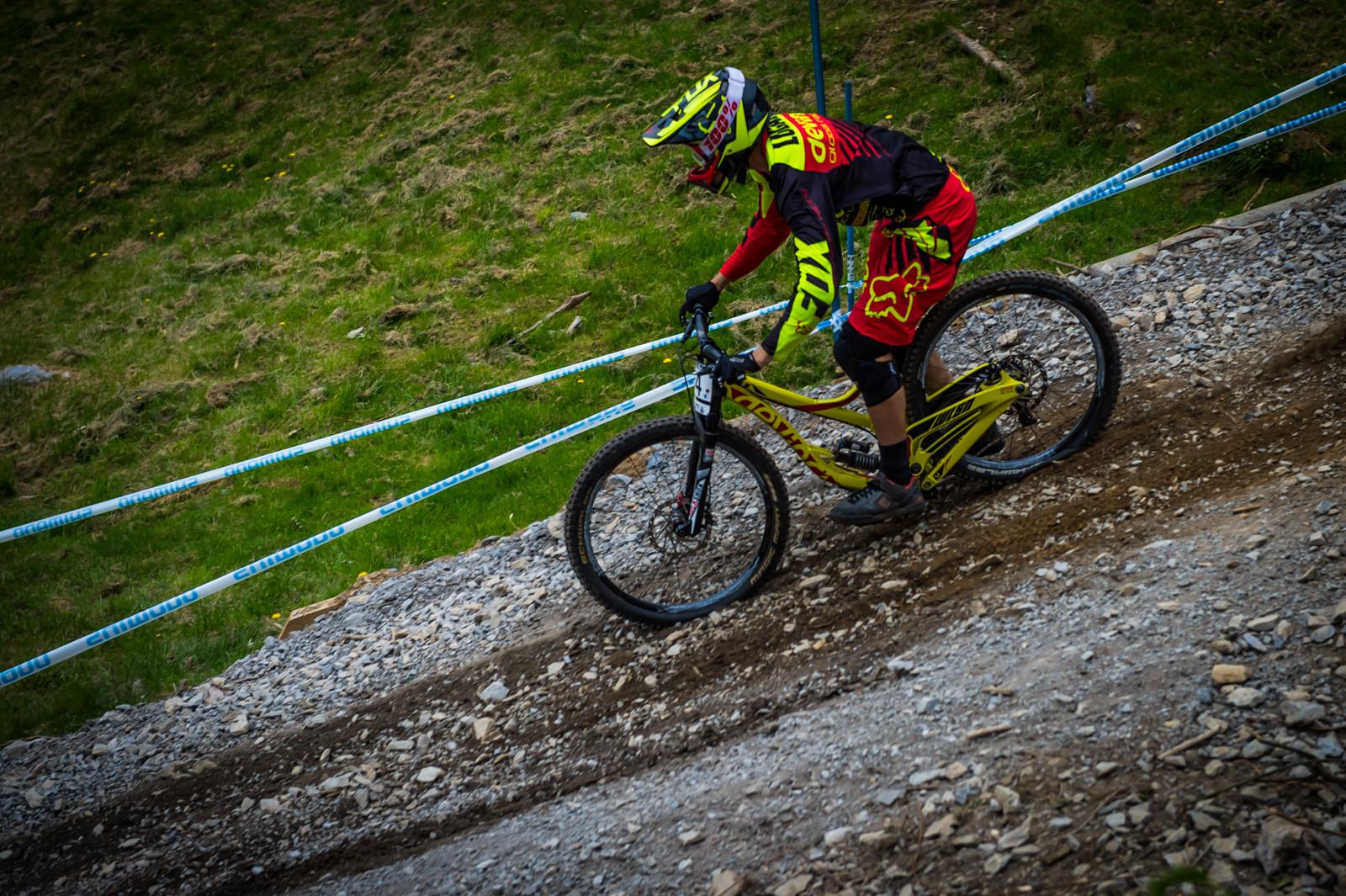 Dean Lucas G-Out Project - Lourdes World Cup - G-Out Project - Lourdes World Cup - Mountain Biking Pictures - Vital MTB