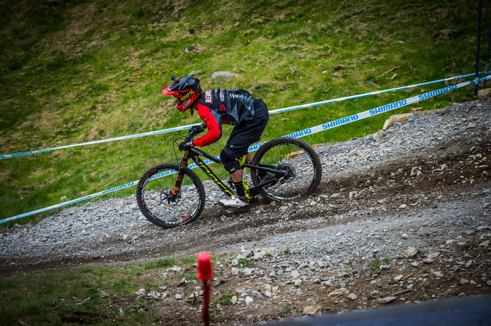 Sam Blenkinsop G-Out Project - Lourdes World Cup - G-Out Project - Lourdes World Cup - Mountain Biking Pictures - Vital MTB