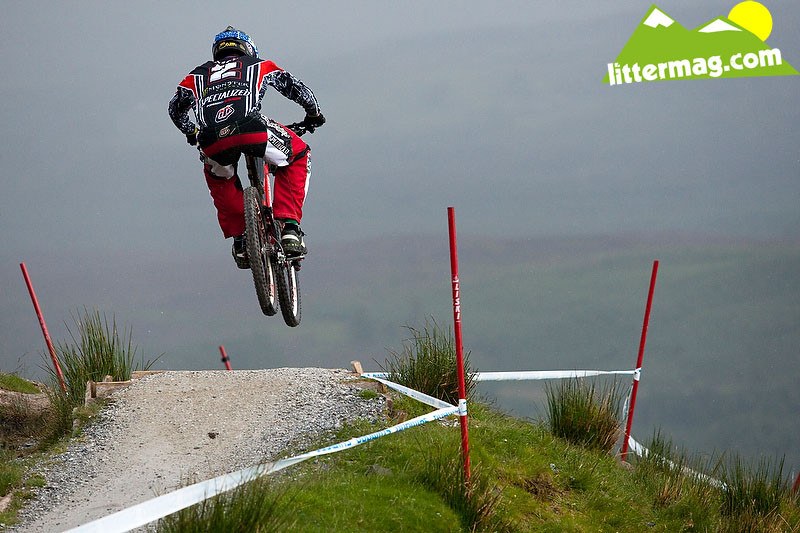 Sam Hill - 2009 UCI World Cup Fort William - Day 2 - Mountain Biking Pictures - Vital MTB