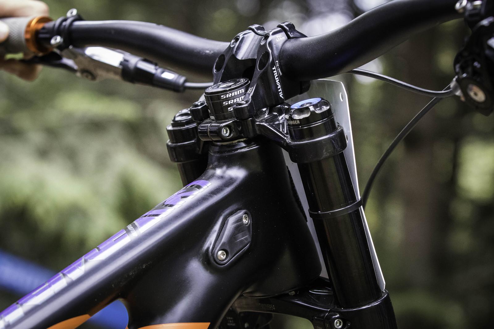 WINNING BIKE: Connor Fearon's Kona Supreme Operator 27.5 - WINNING BIKE: Connor Fearon's Kona Supreme Operator 27.5 - Mountain Biking Pictures - Vital MTB