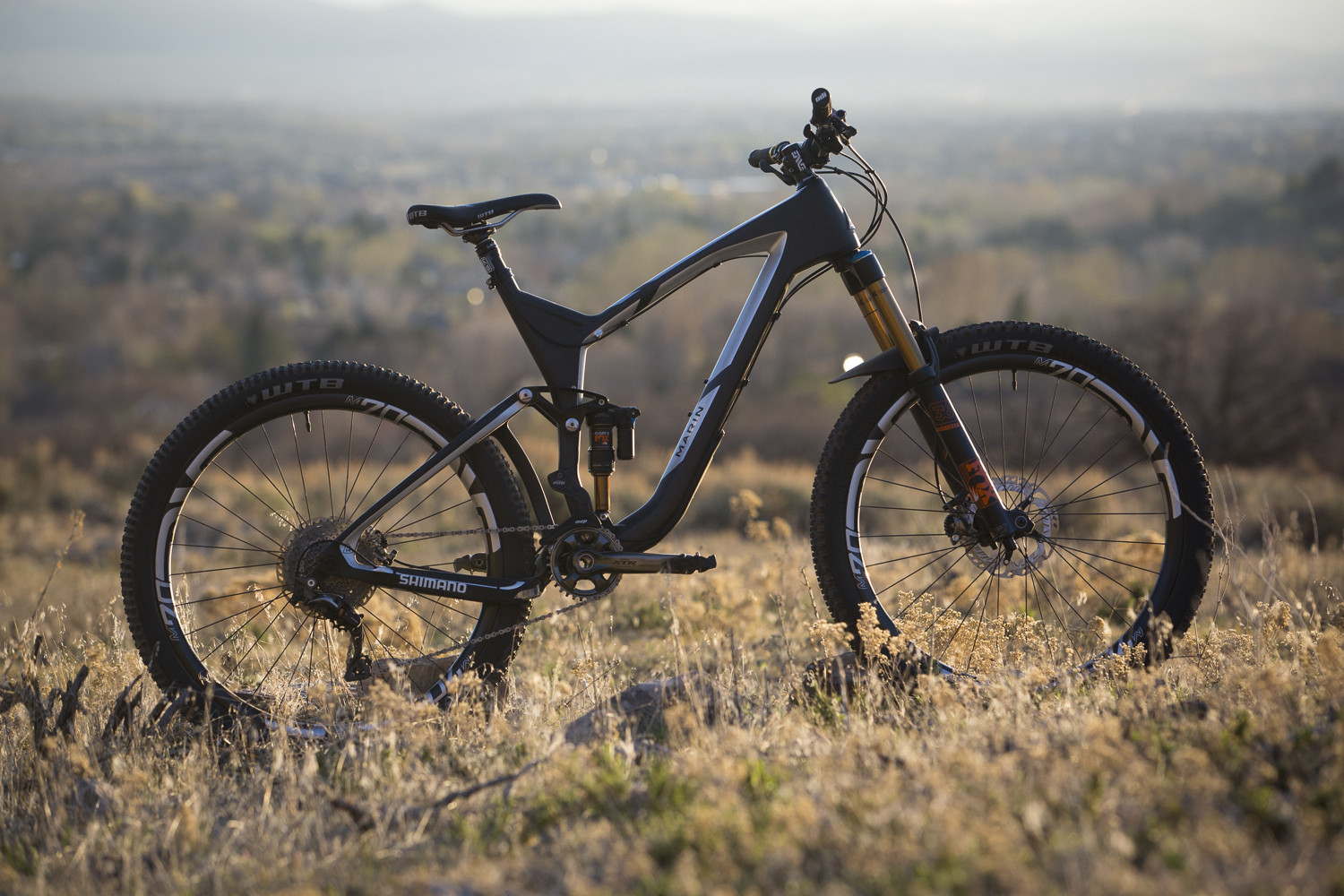 cdd8010d504 Pro Bike Check: Cody Kelley's Marin Attack Trail XT Pro - Pro Bike Check:  Cody Kelley's Marin Attack Trail - Mountain ...