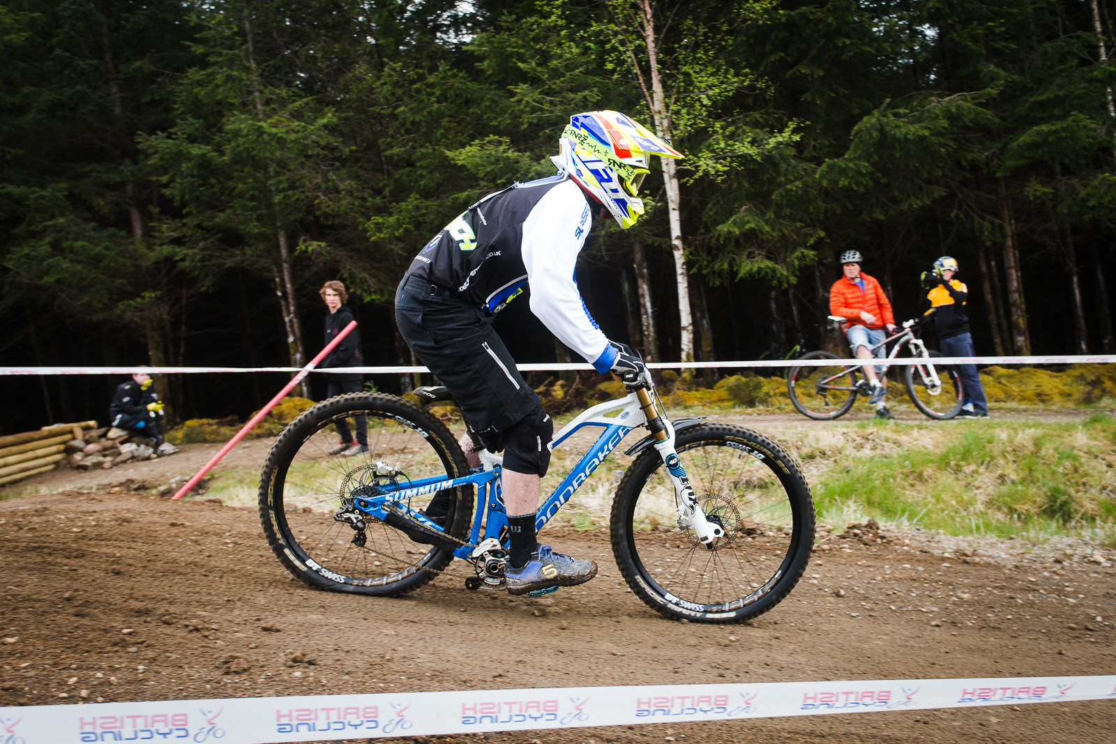 G-Out Fort William - Mondraker Summum - G-Out Project - Fort William BDS 2015 - Mountain Biking Pictures - Vital MTB