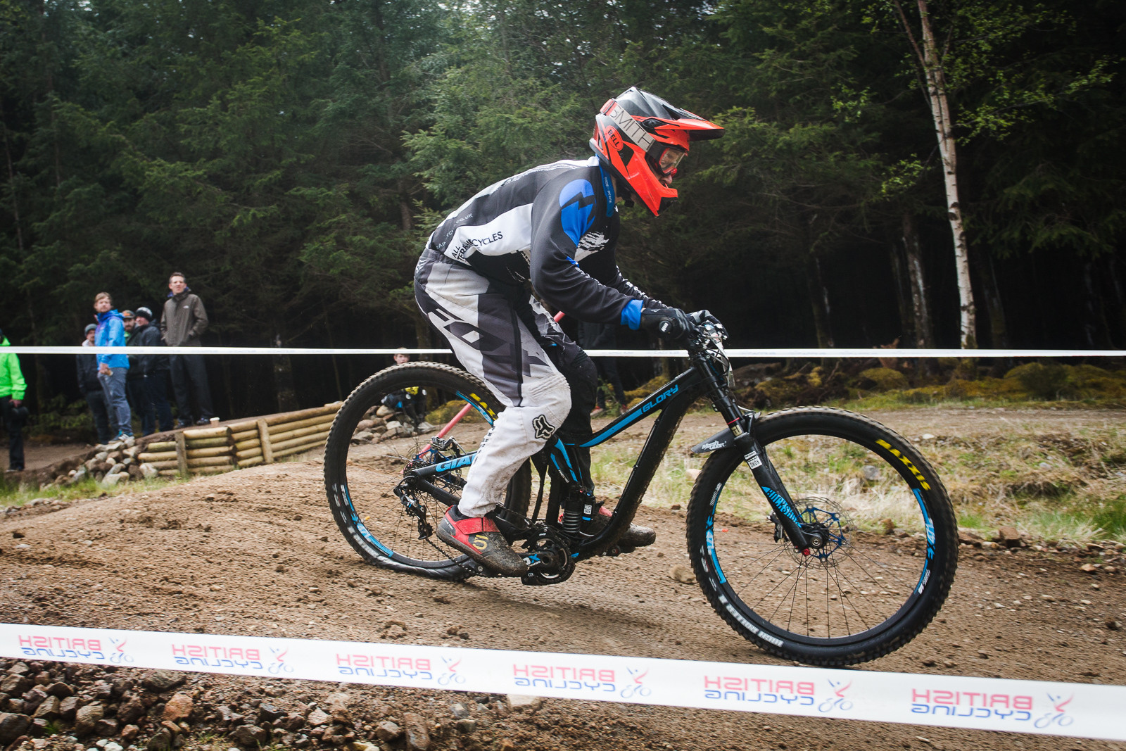 G-Out Fort William - Giant Glory Advanced - G-Out Project - Fort William BDS 2015 - Mountain Biking Pictures - Vital MTB