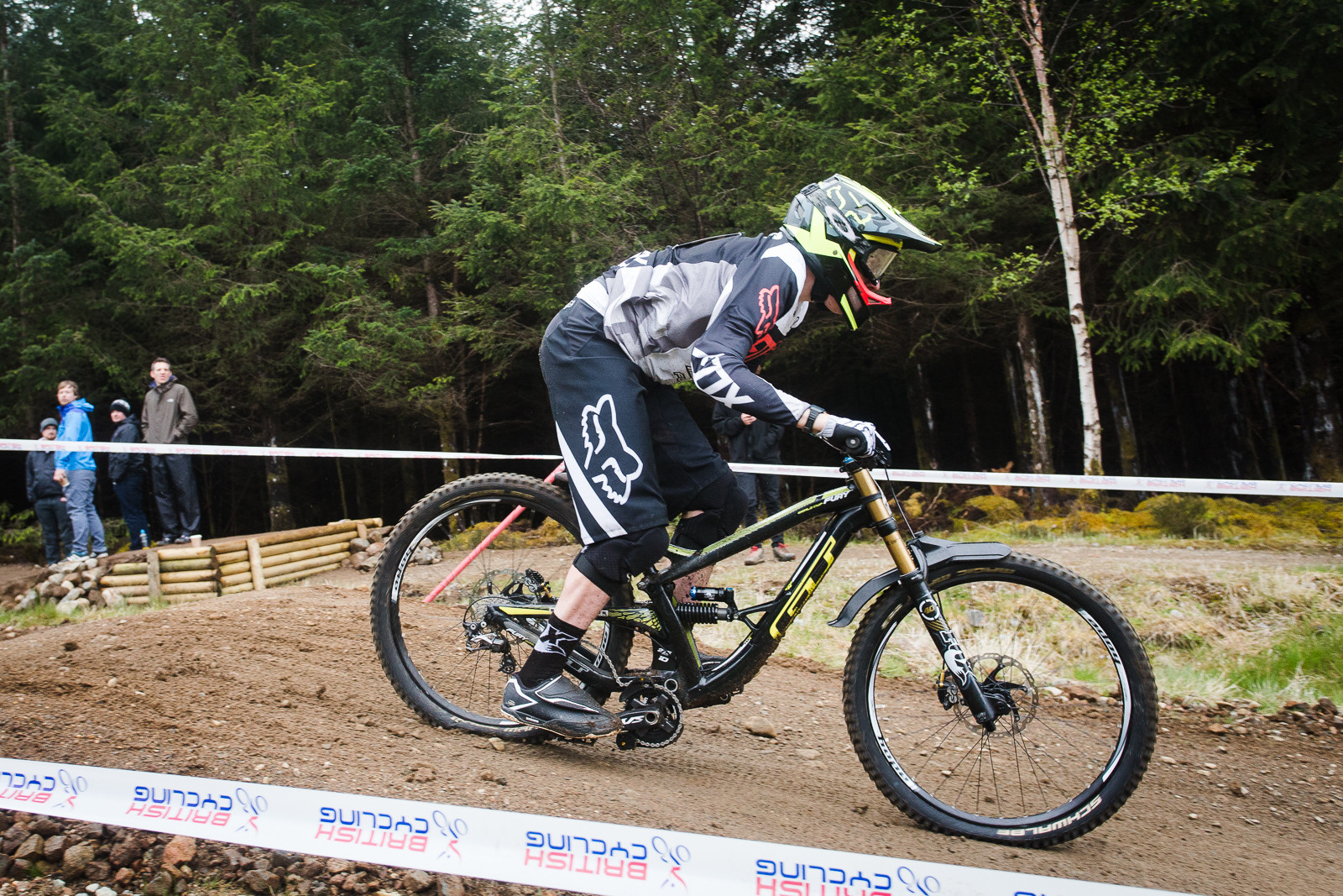 G-Out Fort William - GT Fury - G-Out Project - Fort William BDS 2015 - Mountain Biking Pictures - Vital MTB