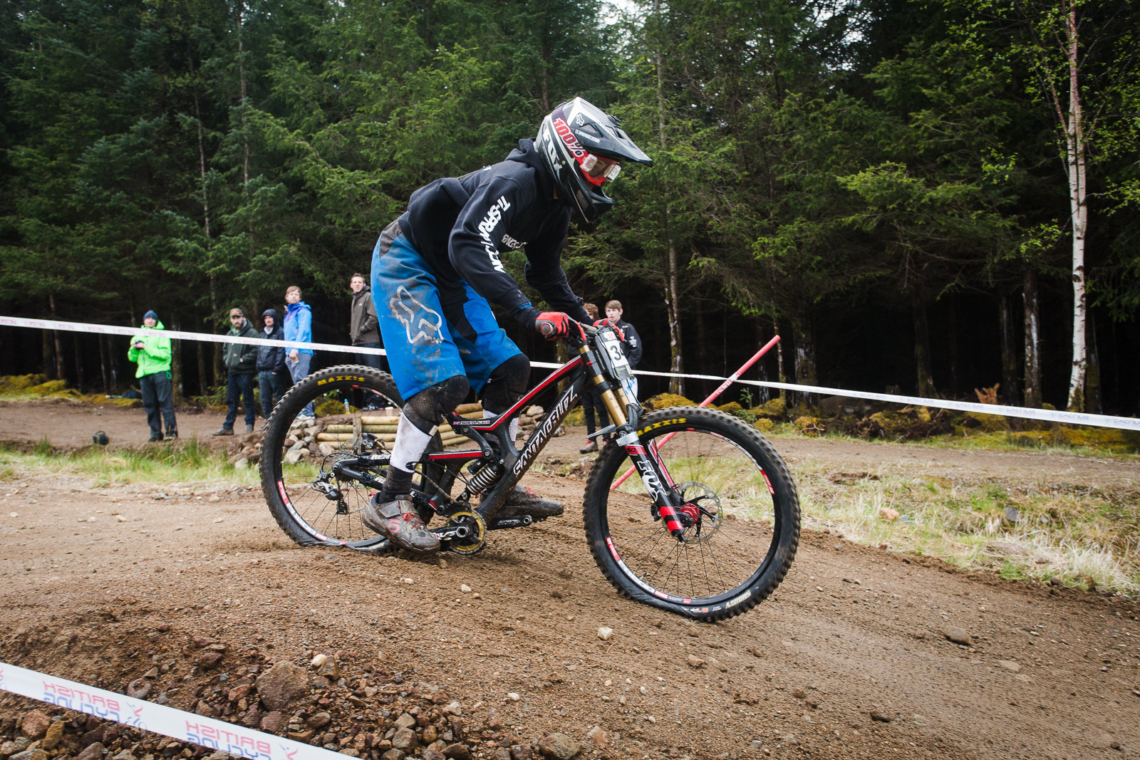 G-Out Fort William - Santa Cruz V10c - G-Out Project - Fort William BDS 2015 - Mountain Biking Pictures - Vital MTB
