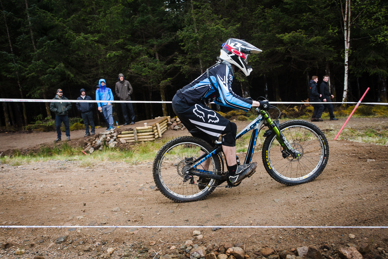 G-Out Fort William - Giant Glory - G-Out Project - Fort William BDS 2015 - Mountain Biking Pictures - Vital MTB