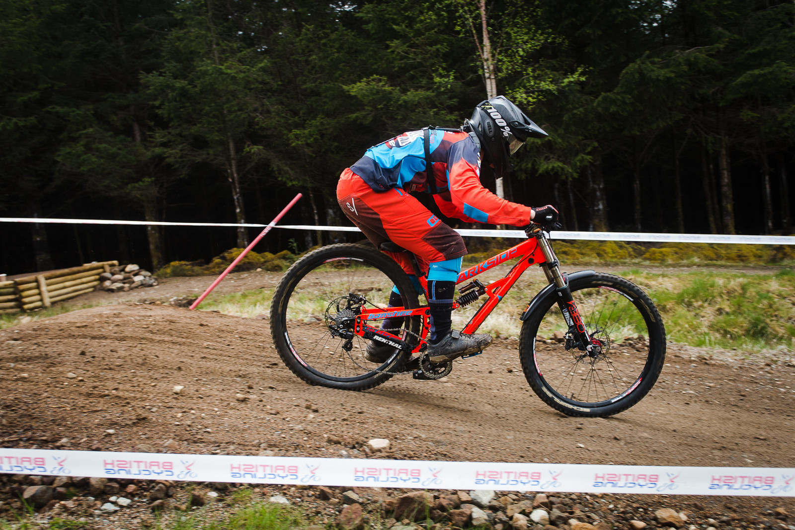 G-Out Fort William - Banshee Darkside - G-Out Project - Fort William BDS 2015 - Mountain Biking Pictures - Vital MTB