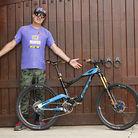 Legend Bike Check: Hans Rey's GT Force X Pro
