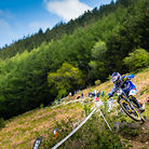 RACE REPORT - British Downhill Series Llangollen
