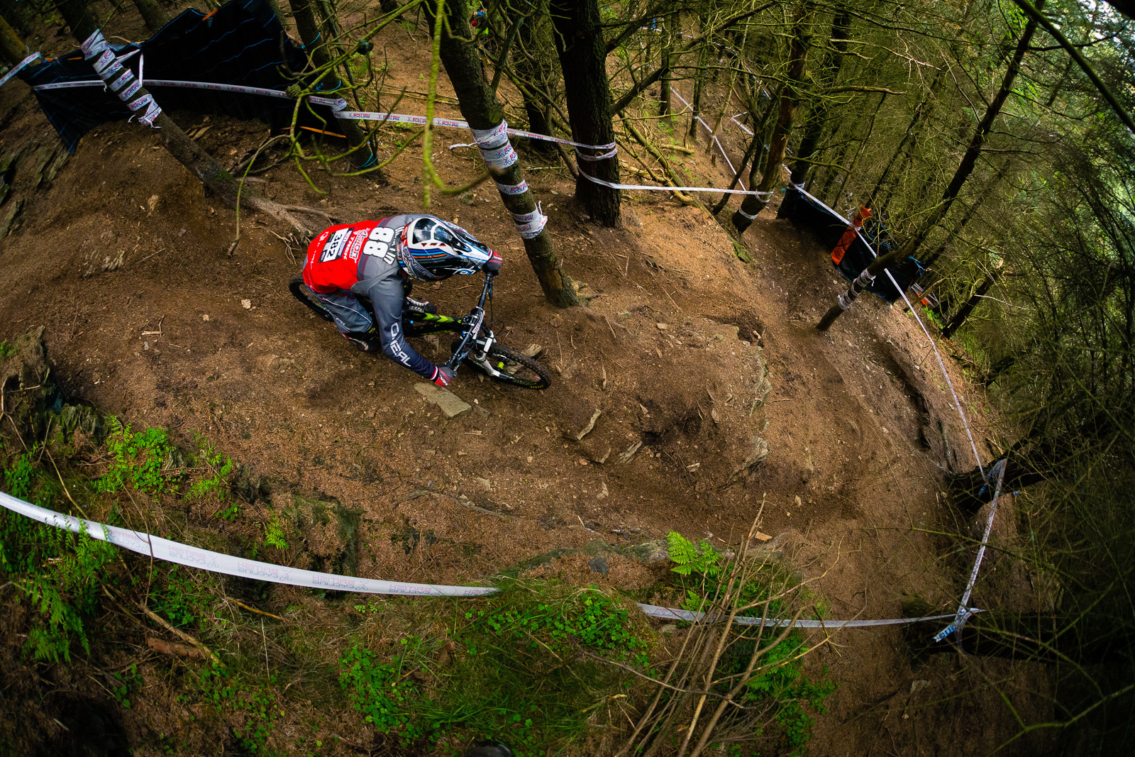 Jake Martin, British Downhill Series, Llangollen - RACE REPORT - British Downhill Series Llangollen - Mountain Biking Pictures - Vital MTB