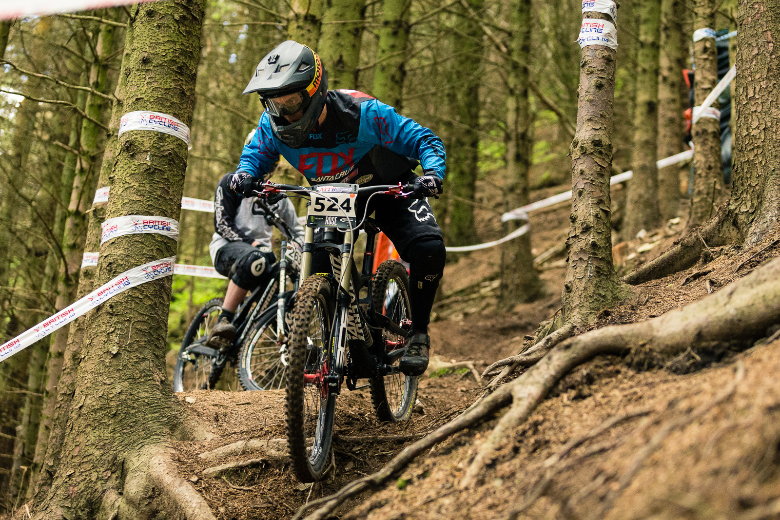James Purvis, British Downhill Series Langollen - RACE REPORT - British Downhill Series Llangollen - Mountain Biking Pictures - Vital MTB