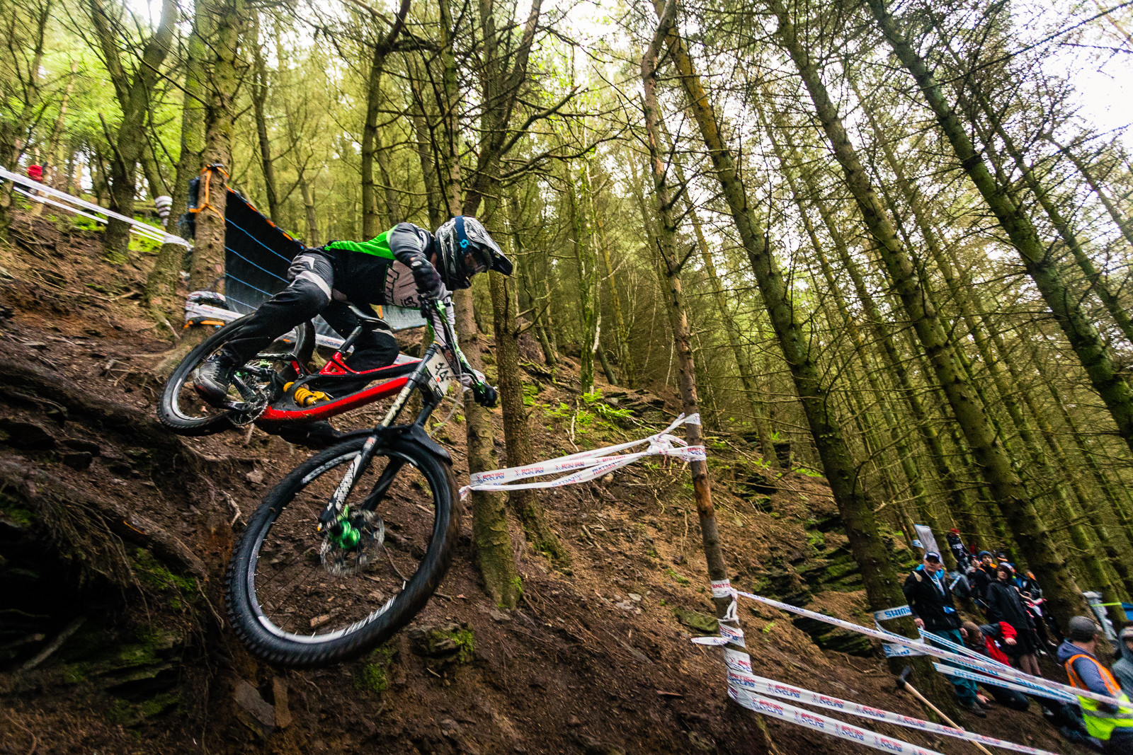 Adam Brayton, British Downhill Series Langollen - RACE REPORT - British Downhill Series Llangollen - Mountain Biking Pictures - Vital MTB