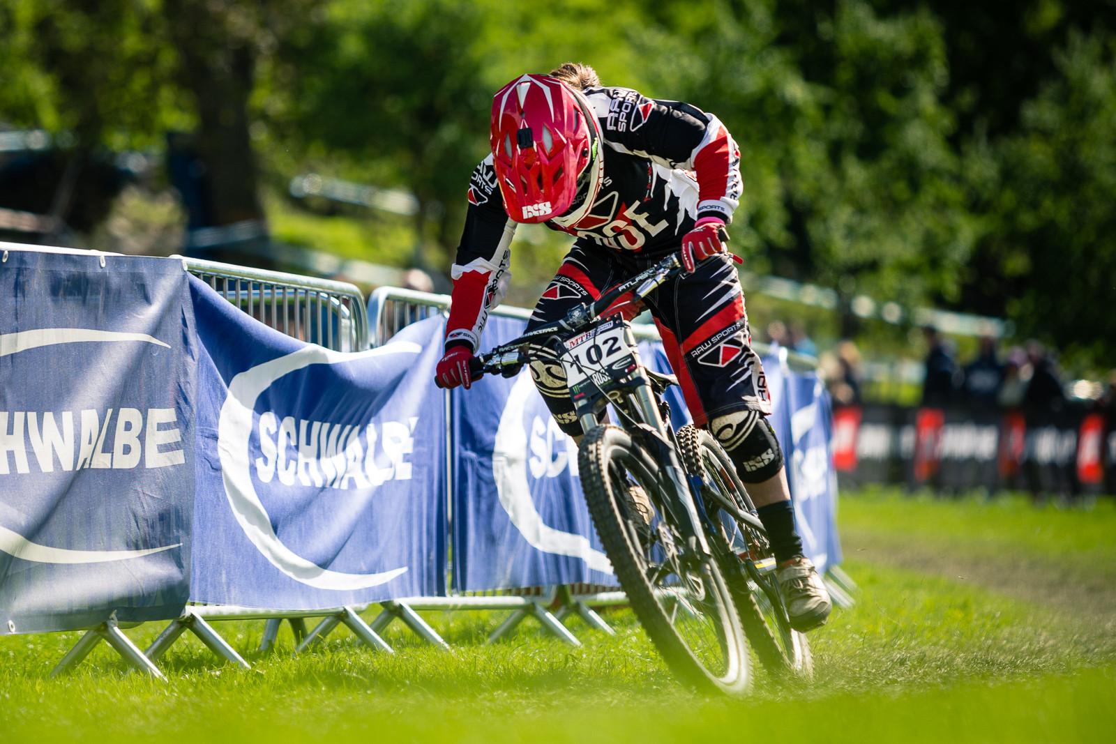 Katy Curd, British Downhill Series Langollen - RACE REPORT - British Downhill Series Llangollen - Mountain Biking Pictures - Vital MTB