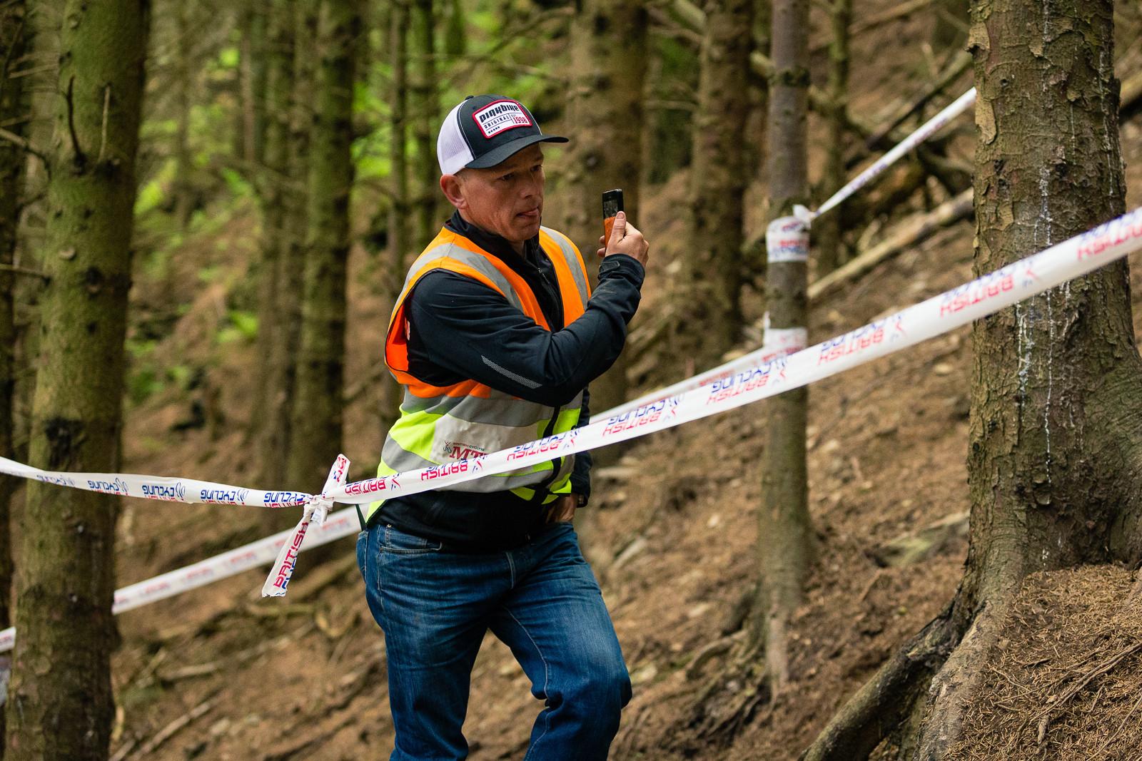 Si Patton, British Downhill Series Langollen - RACE REPORT - British Downhill Series Llangollen - Mountain Biking Pictures - Vital MTB