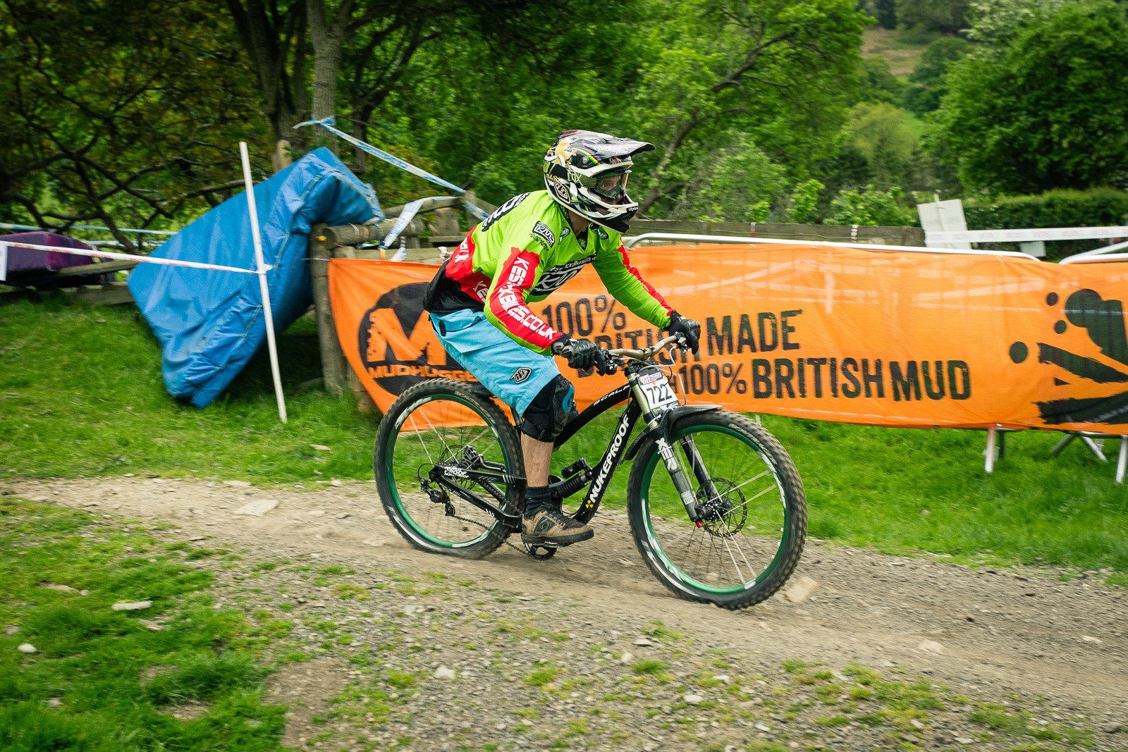 Nukeproof Scalp G-ed Out at Llangollen - G-Out Project - Llangollen BDS 2015 - Mountain Biking Pictures - Vital MTB