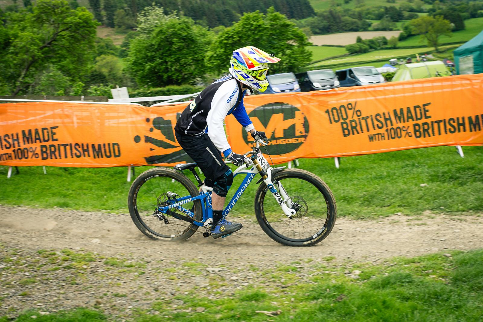 Mondraker Summum G-ed Out at Llangollen - G-Out Project - Llangollen BDS 2015 - Mountain Biking Pictures - Vital MTB